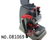 45°Angle all side Clamp Vertical Key Cutting Machine(European precise version)