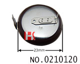 High temperature resistance lithium battery for Land rover remote