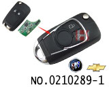 2 buttons modified folding remote key shell for Chevrolet, Holden,Opel car ect.