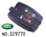 Land Rover Freelander two car key 5-button smart remote control shell