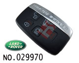Range rover,discovery 4 car 5 button smart remote key shell