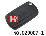 Land Rover Discovery 3 car 3 button flip remote key(315MHZ)