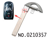 Smart Key Blade for Chevrolet Car Smart Key