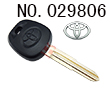 Toyota car chip key case  TOY41