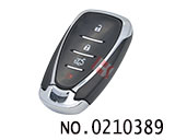 New chevrolet 4 button smart car remote keyshell