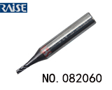 4 blade twist Milling Cutter for CNC flat, /Vertical milling Key Machine/A5